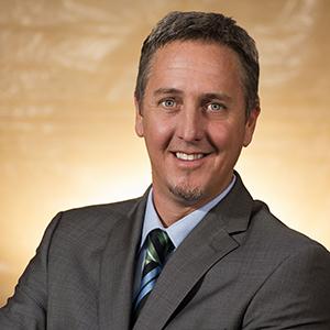 Chris Gilbert headshot