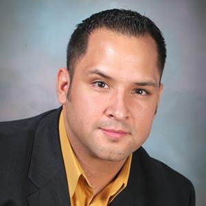 James Rodriguez headshot